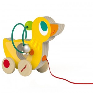Janod Mini Looping Eend