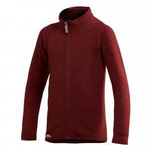Woolpower Thermisch Vest met rits - Rust Red
