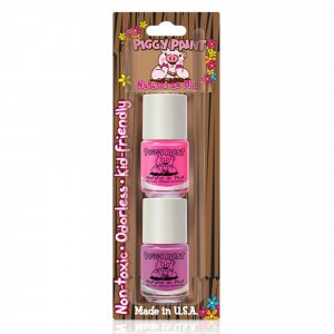 Piggy Paint Nagellak Jazz it Up & Fairy Fabulous (2 stuks)