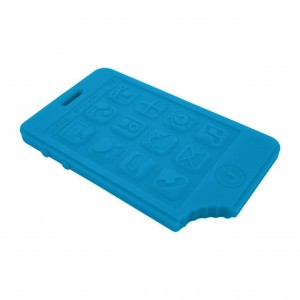 Jellystone Smartphone Smurfenijs Blauw
