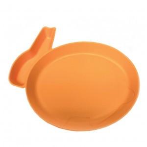 JJ Rabbit Bord Konijn Oranje