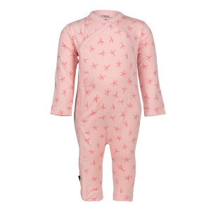 nOeser Newborn Jumpsuit Roze