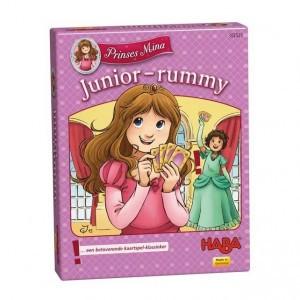 Haba Supermini Spel Prinses Mina Junior-Rummy