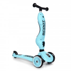 Scoot and Ride Step Highwaykick 1 - Blueberry