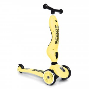 Scoot and Ride Step Highwaykick 1 - Lemon