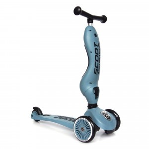 Scoot and Ride Step Highwaykick 1 - Steel