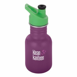 Klean Kanteen Drinkfles Kind Sport Cap (3.0) 354ml Winter Plum