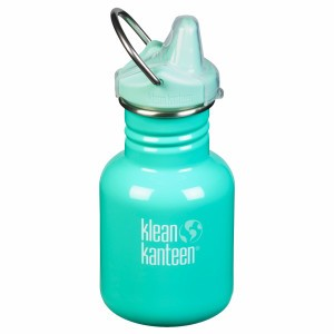 Klean Kanteen Drinkfles Kind met drinktuit 354ml Beach Bum