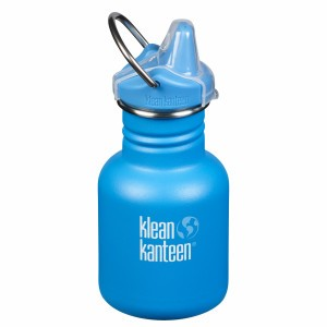 Klean Kanteen Drinkfles Kind met drinktuit 354ml Pool Party