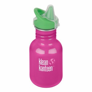 Klean Kanteen Drinkfles Kind met drinktuit 354ml Wild Orchid