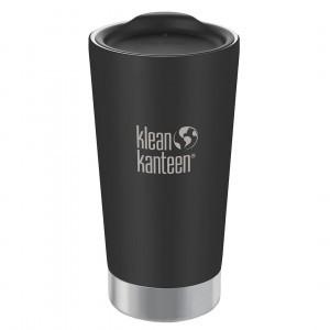 Klean Kanteen Thermische Koffietas (473 ml) Shale Black