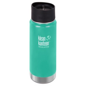Klean Kanteen Thermos Wide Stainless Café Cap (473 ml) Sea Crest