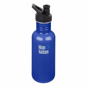 Klean Kanteen Drinkfles Classic Sport Cap (3.0) 798ml Coastal Waters
