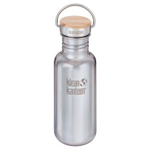 Klean Kanteen Drinkfles Reflect - Mirrored Stainless (532 ml)