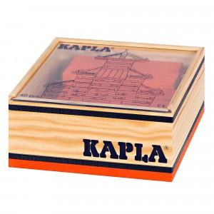 Kapla Gekleurde plankjes per 40 Oranje