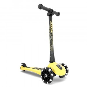 Scoot and Ride Step Highwaykick 3 - Lemon
