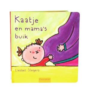 Clavis Leesboekje Kaatje en mama's buik