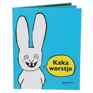 Davidsfonds Leesboek Kaka Worstje