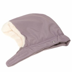 Isara Winter Cover Kapje Frosted Almond Taupe voor draagcover