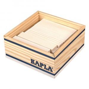 Kapla Gekleurde plankjes per 40 Wit