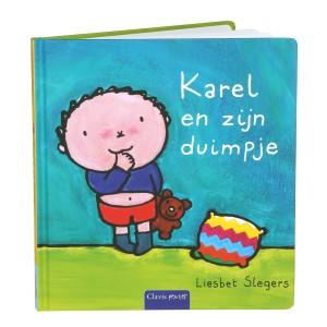 Clavis Leesboekje Karel en zijn duimpje