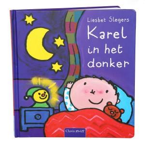Clavis Leesboekje Karel in het donker