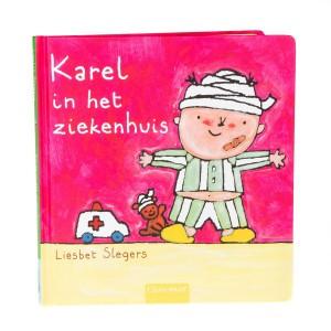 Clavis Leesboekje Karel in het ziekenhuis