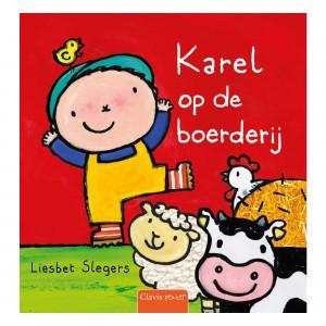 Clavis Leesboekje Karel op de boerderij