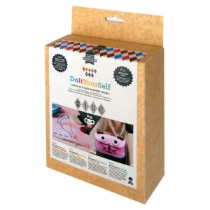 aPunt Craft Kit Naaiset Tas - Kat Roze