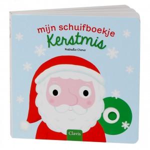 Clavis Mijn schuifboekje Kerstmis
