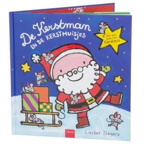 Clavis Leesboekje De Kerstman en de Kerstmuisjes