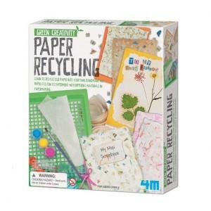 Kidzlabs Bouwpakket Papier maken