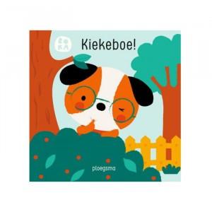 Ploegsma Kartonboek BORA Kiekeboe!