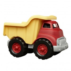Green Toys Kiepwagen Rood
