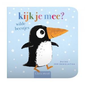 """Clavis Kijk-en Woordenboek Kijk je mee? """"Wilde Beestjes"""""""