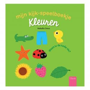 Clavis Kijk-Speelboekje Kleuren
