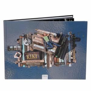 Clavis Leesboek Kiki's wonderlijke wereldreis