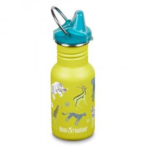 Klean Kanteen Drinkbus Classic Kind met Sippy Cap (355ml) Safari