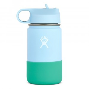 Hydro Flask Insulated Drinkfles Kids Wide Mouth (354 ml) Frost