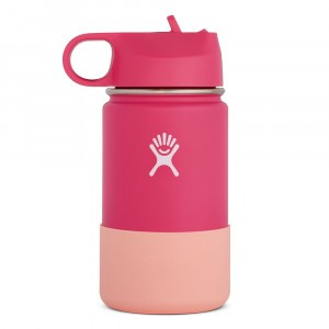 Hydro Flask Drinkfles Kids Wide Mouth (354 ml) Watermelon