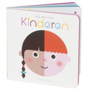 Oogappel Flapjesboek Kijk eens hier: Kinderen