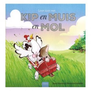 Clavis Leren lezen met Kip en Muis en Mol