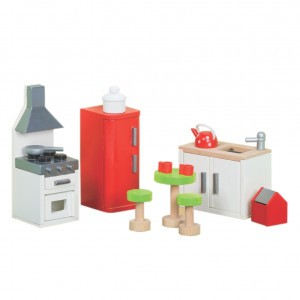 Le Toy Van Poppenhuis Inrichting Sugar Plum Keuken