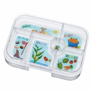 Yumbox Original Tray California
