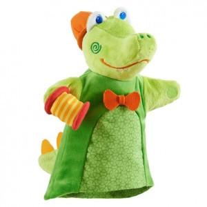 Haba Klankhandpop Krokodil