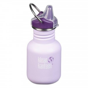 Klean Kanteen Drinkfles Kind met drinktuit 354ml Sugarplum Fairy/Purple