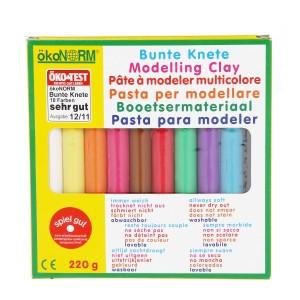 Ökonorm Modelleerklei 10 kleuren (220gr)