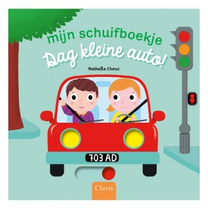 Clavis Mijn schuifboekje Dag kleine auto!