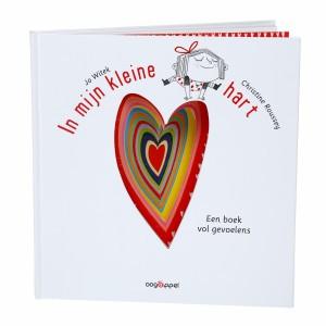 Oogappel Leesboek In mijn kleine hart