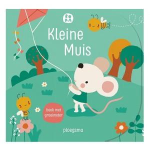 Ploegsma Kartonboek (met groeimeter) Kleine Muis